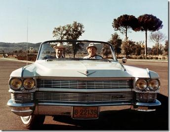 Cadillac Deville Le Corniaud