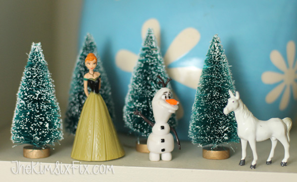 Olaf and anna vignette
