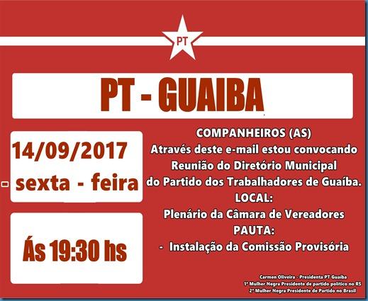 Convite  PT 1