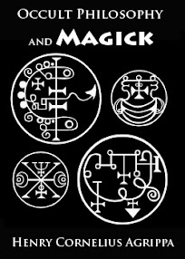 Cover of Henry Cornelius Agrippa's Book Occult Philosophy and Magick Book IV