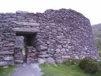 Staigue Fort, Ring of Kerry, Irland
