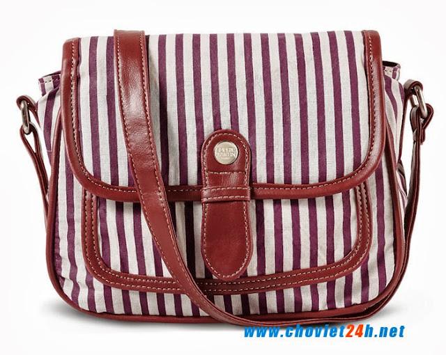 Túi đeo Sophie Cideville Red - ML167MR