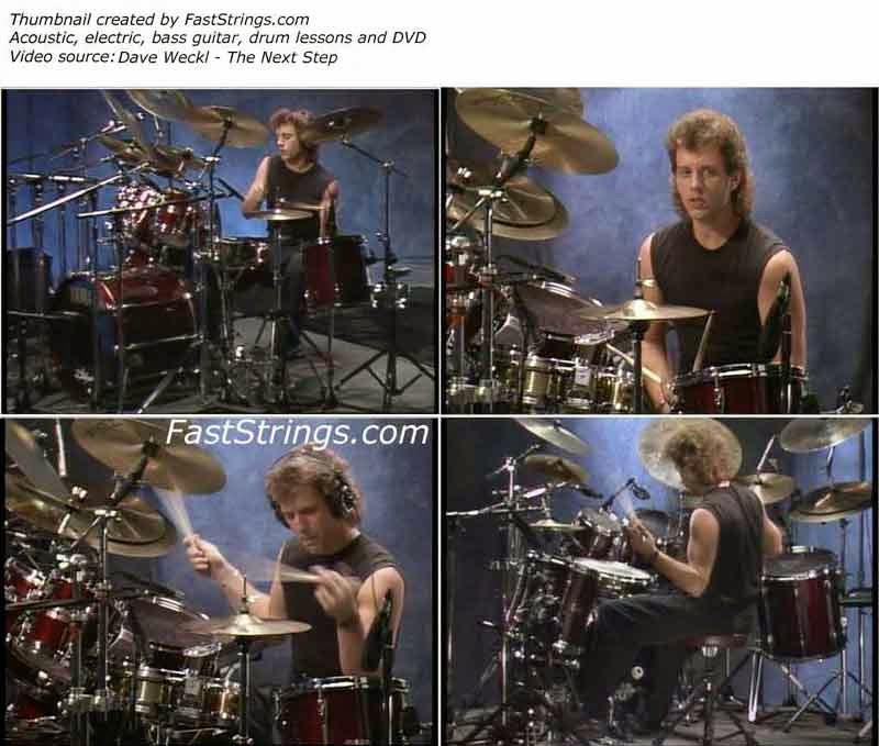 Dave Weckl - The Next Step
