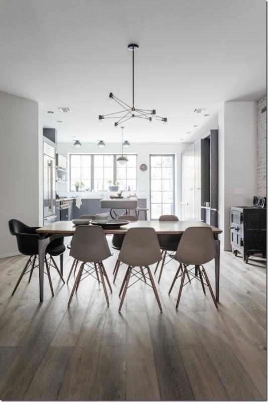 case e interni - stile scandinavo a new york - colore grigio - blu (6)