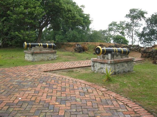 Kota-Kuala-Linggi-Fort
