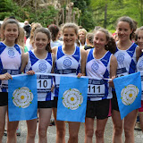Fell Inter Counties  U16 & U18 races