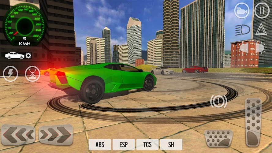 Download Car Simulator 2018 APK latest version game by