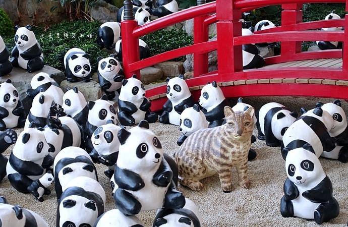 13 1600熊貓世界之旅-SOGO復興館日式庭園