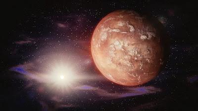 भगवान शिव से जुड़ी है मंगल ग्रह की उत्पत्ति और उसके लाल रंग होने का कारण - anokhagyan.in