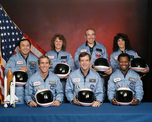 Tripulasion de misión STS-51L