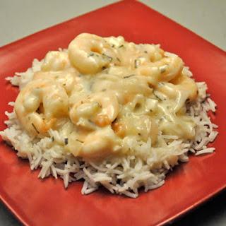 Shrimp Cream Of Chicken Recipes