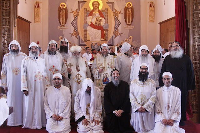 Consecration of Fr. Isaac & Fr. John Paul (monks) @ St Anthony Monastery - _MG_0836.JPG
