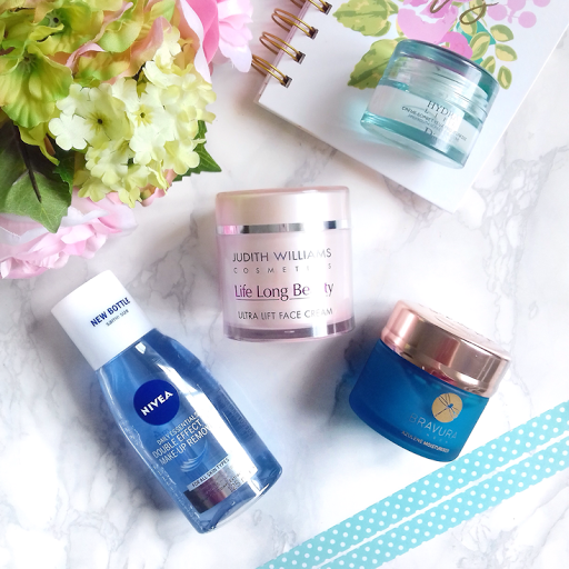 Skincrae Products From Bravura, Nivea, Dior & Judith Willams