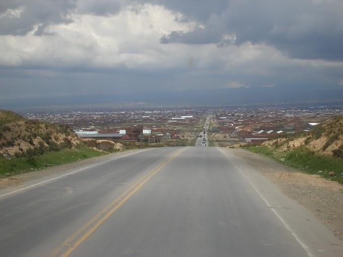 Fotos de la ciudad de El Alto (II)