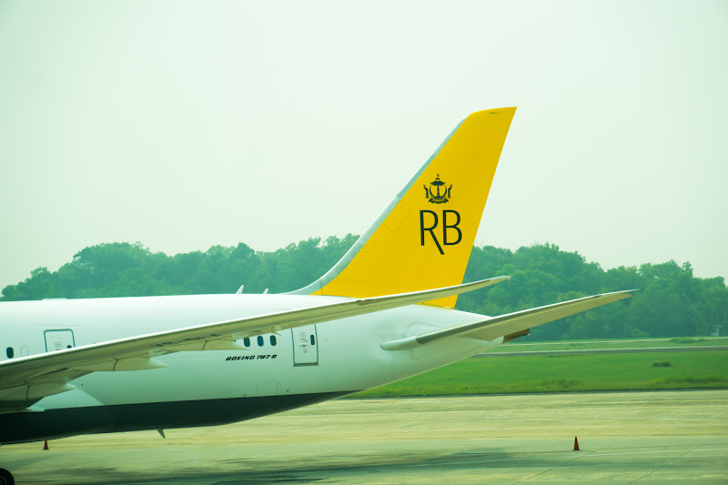 Royal Brunei Airlines Brunei International Airport