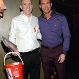 WWW.ENTSIMAGES.COM -    Rob Young and Dr Christian Jessen   at      West End Bares 2014 - Nude Dunnit at Cafe de Paris, London September 7th 2014Annual dance/burlesque fundraising show hosted by TheatreMAD in aid of The Make A Difference Trust.  Photo Mobis Photos/OIC 0203 174 1069