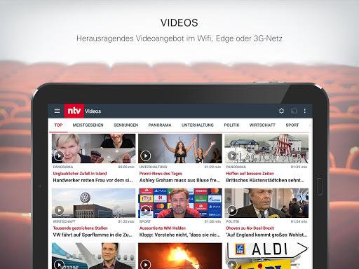 ntv Nachrichten 6.2.0.3 screenshots 11