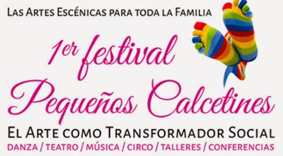 'Pequeños Calcetines', un festival familiar que busca transformar la sociedad desde el arte