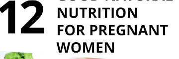 12 Good Natural Nutrition for Pregnant Women