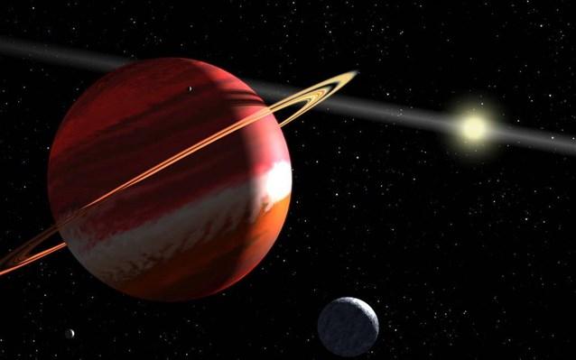 Ο κοντινότερος στην Γη εξωπλανήτης με τα μάτια της NASA