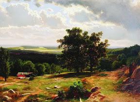 Вид в окрестностях Дюссельдорфа.1864-1865 год.jpg