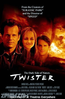 Lốc Xoáy - Twister (1996) Poster
