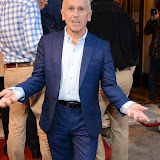 WWW.ENTSIMAGES.COM -  Wayne Sleep   arriving at          FORBIDDEN BROADWAY - Press Night at Vaudeville Theatre London September 15th 2014Phillip George directs return of Gerard Akessandrini's comedy revue which, when it was first performed in New York, poked fun at a range of Broadway stars including Whoopi Goldberg and Elaine Paige.                                             Photo Mobis Photos/OIC 0203 174 1069