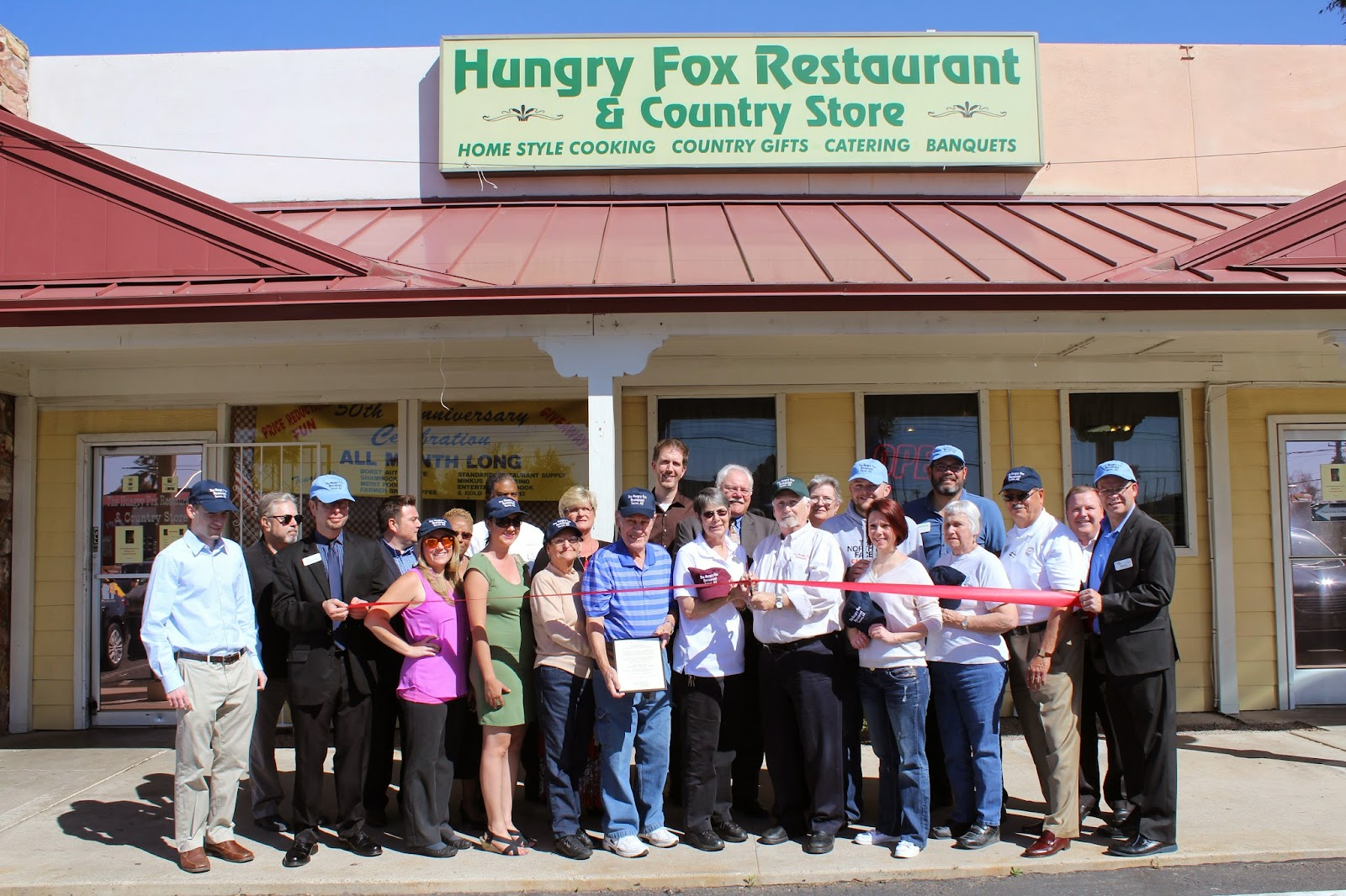 Rick and Georganne Connors bought The Hungry Fox Restaurant in 2005 and have since made it their own. From the 400 loaves of fresh baked bread to the 10,000 to 12,000 eggs cooked weekly, you can feel the love they put into each meal. Georganne also puts her special unique products in the country store for all to enjoy.  The Hungry Fox Restaurant and Country Store 4637 E. Broadway Boulevard, 85711 (520) 326-2835