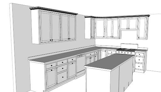 Sketchup Vs. Chief Architect - Drafting