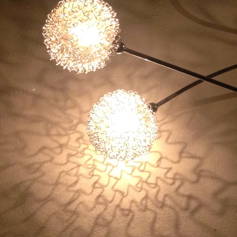Zimmerlampe