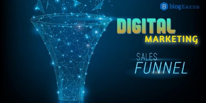 Digital Marketing Sales Funnel Guide - A comprehensive Solution