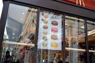 Photo: McDonalds sells macarons?