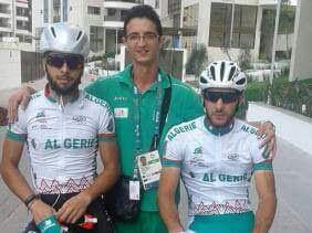 JO 2016: début des épreuves pour nos athlètes Algériens.