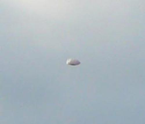 Ufo Photographed Over Filton
