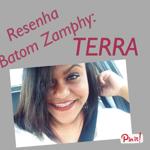 RESENHA BATOM ZAMPHY TERRA