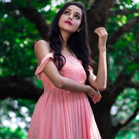 Creative by Rajib Chatterjee - People Portraits of Women