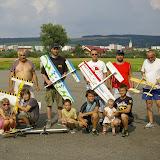 Letná liga upútaných modelov 3 a 4 kolo. Stropkov. 27.7.2014