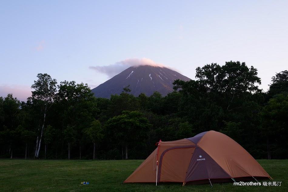 北海道露營