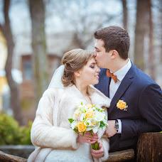 Wedding photographer Olga Manokhina (fotosens). Photo of 26.10.2016