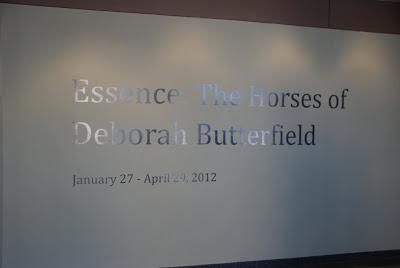 Essence: The horses of Deborah Butterfield