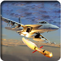 Fighter jet Dogfight Chase Air Combat Simulator icon