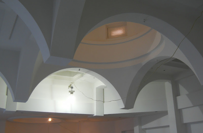 Domes and Arches