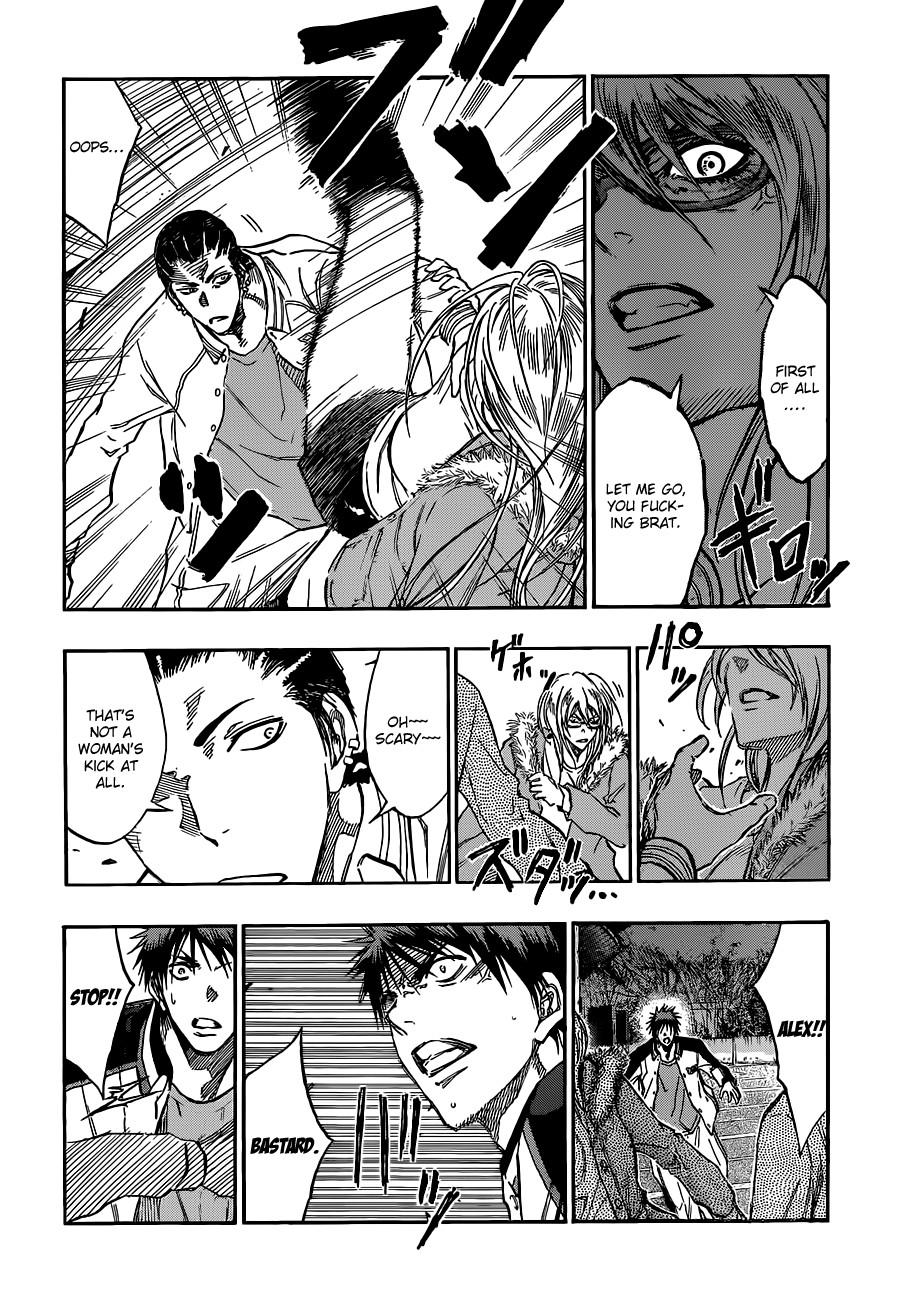Kuroko no Basket Manga Chapter 170 - Image 04