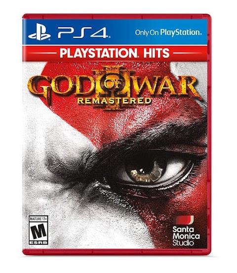 โหลดเกมส์ God of War 3 (PS4)