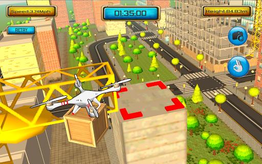 GoPro Drone Flight Simulator