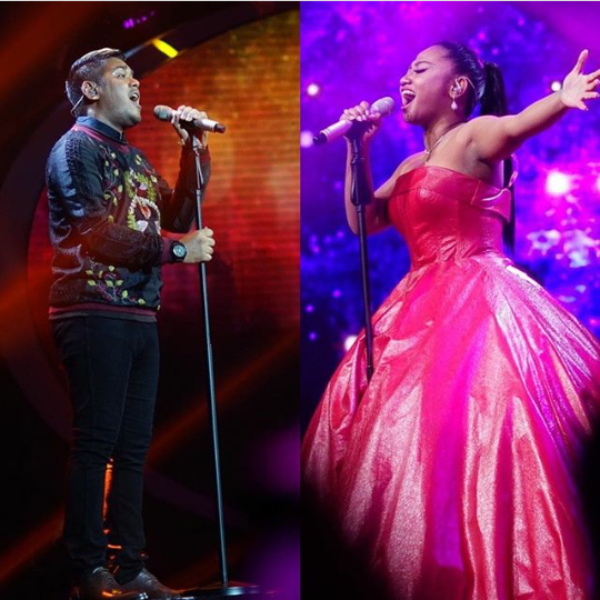 Grand Final Indonesian Idol 2018 : Adu Suara Abdul dan Maria