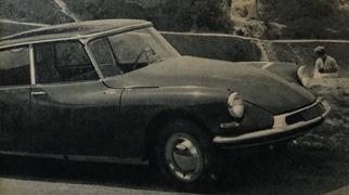Citroen 1960 DS 19