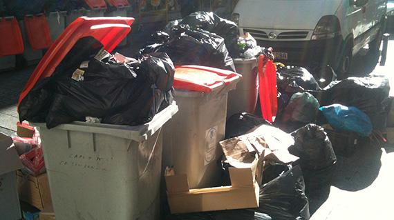 Limpieza y recogida de residuos