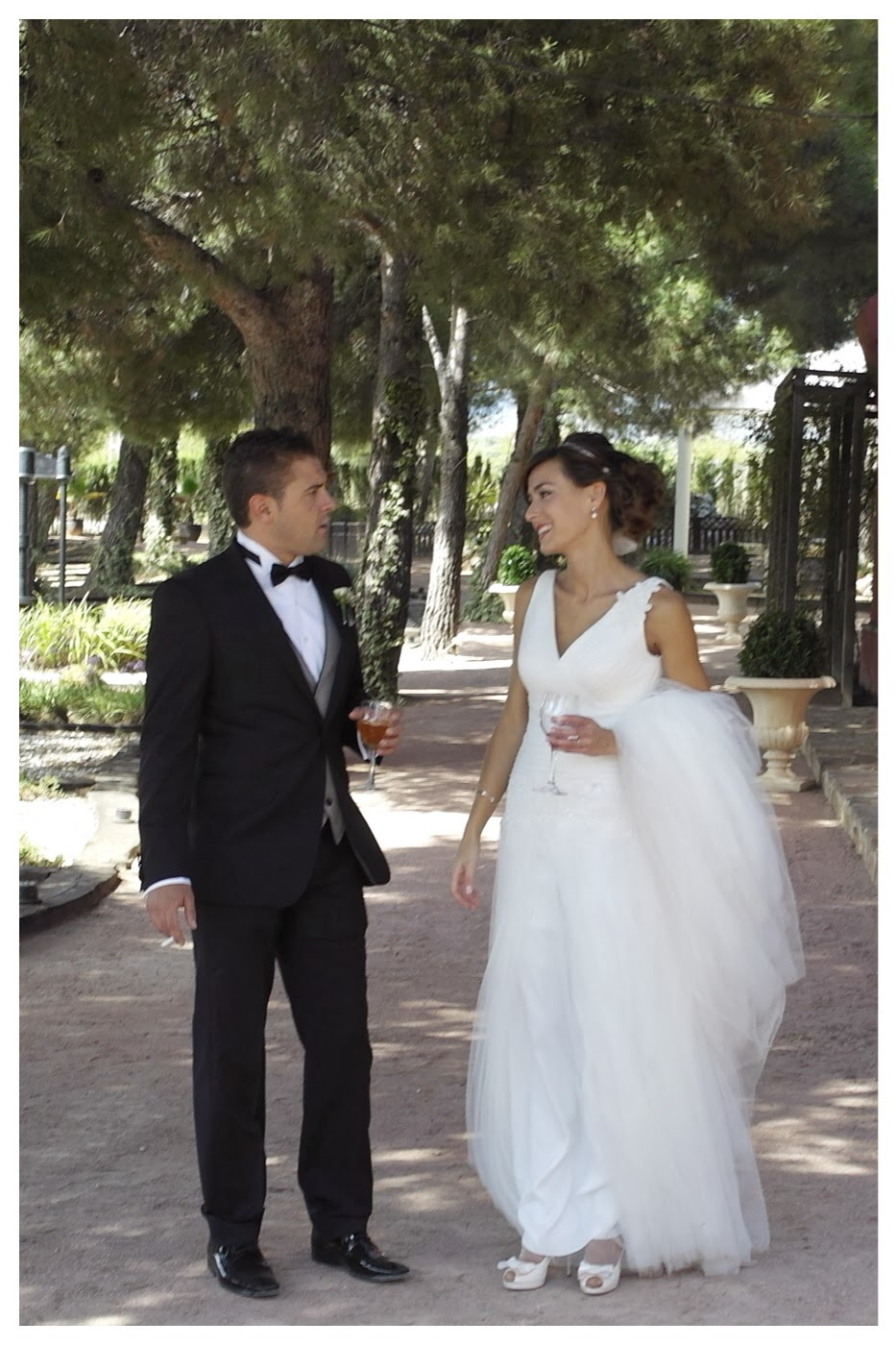 Recogido de novia e invitadas estilismo con romy - Recogido de novia ...