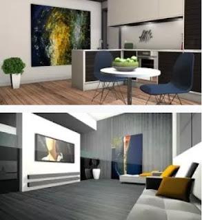 produk jasa interior design di Banjarmasin Banjarbaru dan sekitarnya